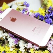 Корпус iPhone 5S розовый металлик фото