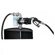 Насос для бензина с мех. пистолетом Piusi Ex DRUM EX50 230v/50HZ ATEX фото