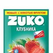 "Растворимый напиток ""ZUKO"" клубника фото"