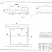 Плита подовая жаропрочная (огнеупорная) для печи СНО 6.12.4/10Н2 фото