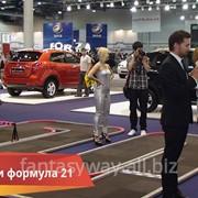 """Эксклюзивный аттракцион """"Гонки формула 21"""" фото"""