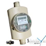 Счетчик газа АГАТ (G16) электронный ультразвуковой фото