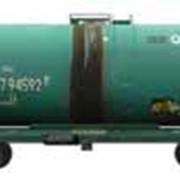 Цистерны железнодорожные фото