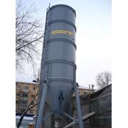 Бункер (силос) для хранения цемента фото