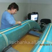 Ремонт надувных резиновых лодок фото