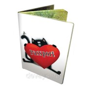 Оригинальная обложка для паспорта Март фото