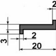 Z-образная направляющая P20250 фото