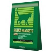 Сухой корм для кошек Nutra Nuggets Indoor Hairball Control Formula Cat 10 кг фото