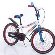 Велосипед двухколесный Azimut 20 FIBER фото