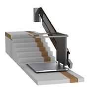 Наклонная подъемная платформа для инвалидов фото