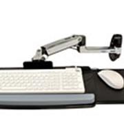 Крепление для клавиатуры LX Wall Mount Keyboard Arm Ergotron фото