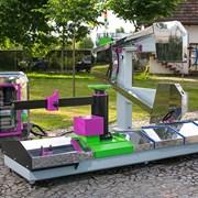 ЧПУ (CNC) тросовый лобзик 2 оси - 380 х 2.2 фото