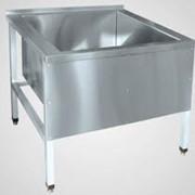 Ванна моечная (рукомойник) 400х400х150 нерж.сталь фото