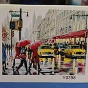 Картина по номерам 40х50 арт y 0398 фото