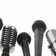 Прокат светового и звукового оборудования, микрофонов фото