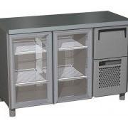 Стол холодильный Carboma BAR-250C (N) 126x57x85см,новый (7054) фото