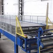 Автоматическая линия для производства металлочерепицы, от производителя (профилегибочное оборудование, линии, станки) фото