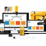 Создаем сайты! Быстро, качественно! Одностраничные, визитки, landing page. фото