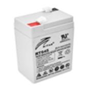 Аккумуляторная батарея AGM RITAR RT645, 6V 4.5Ah (70х47х107 мм) фото