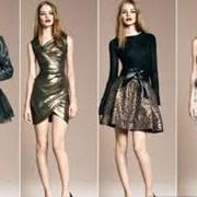 Вечерняя модная одежда фото