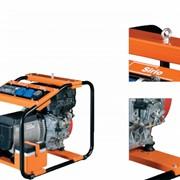 Серия электростанций с дизельным или бензиновым двигателем Sirio Main фото