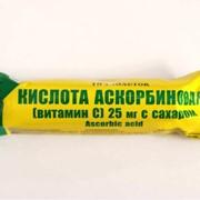 Таблетки кислоты аскорбиновой (витаминС) фото