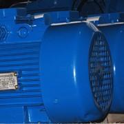 Электродвигатель асинхронный серии АИР, однофазный фото