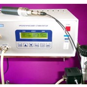 Урологический терапевтический аппарат «ПРО» -для лечения застойных форм хронического неспецифического простатита путём уретральной вакуумной аспирации секрета предстательной железы+ электростимуляции и воздействия излучением красного и инфракрасного лазер фото