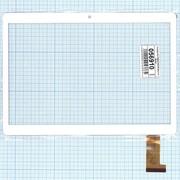 Сенсорное стекло (тачскрин) CH-1069A4-PG-FPC264-V1.0 белое, Диагональ 9.7 фото