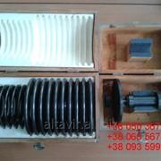 Колонка и набор грузов к грузопоршневому манометру МП-6 (кл.т.0,05) фото