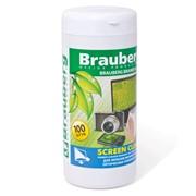 Чистящие салфетки BRAUBERG Screen Clean фото