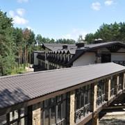 Заміський еко-готель Шішккін в селі Снов'янка фото