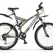 Велосипед двухподвес Stels Navigator V 26[[MY_OWN_QUOTE]].15 фото