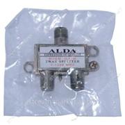 Сплиттер для антенного кабеля А-2 alda №102101 фото