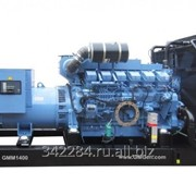 Дизельный генератор GMGen GMM1400 без шумозащитного кожуха фото
