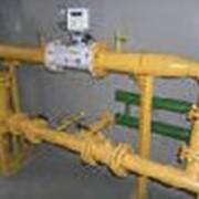 Пункты учета расхода газа ПУРГ фото