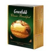 Чай GREENFIELD Сlassic breakfast, 100х2г фото