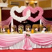 Оформление свадьбы в Алматы фото
