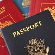Паспорта, визы фото