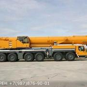 Услуги Автокрана Liebherr LTM-1250-6.1 250т фото