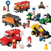 LEGO Общественный и муниципальный транспорт. LEGO арт. RN9747 фото
