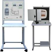 Стенд Исследование тепловых процессов нагрева материалов фото