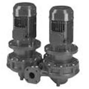 Агрегат сточно-массные СММ 80-50-200/2 с двигателем фото
