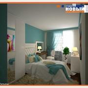 Дизайн проект комнаты отдыха фото