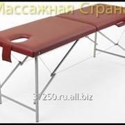 Массажный стол складной Руфина 60 фото