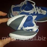 Легкие мягкие кеды кроссовки decathlon унисекс 24см, 37 размер фото