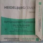 Цемент ПЦ ІІ/ Б-Ш-400 , Производства Халденберг , Кривой Рог,Украина фото