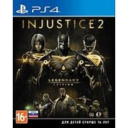 Игра для PS4 Injustice 2. Legendary Edition фото