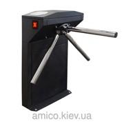 Турникет-трипод BASTION, полированная нержавеющая сталь фото