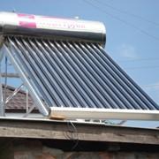 Солнечный водонагреватель Дача Люкс XF-II-24-200 фото